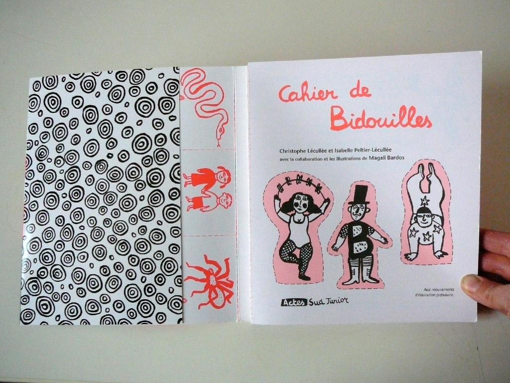 Cahier de Bidouilles / © Magali Bardos