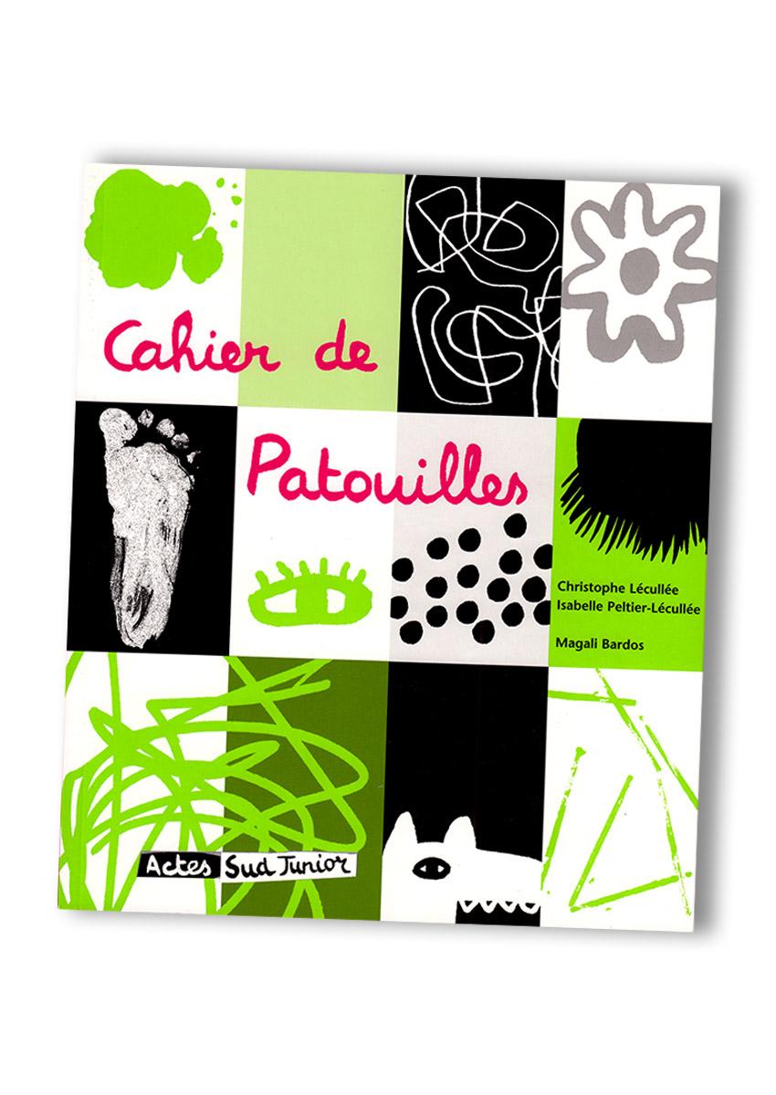 Cahier de Patouilles / © Magali Bardos