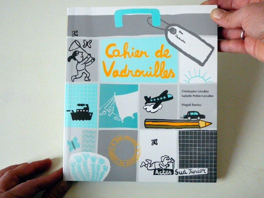 Cahier de Vadrouilles / © Magali Bardos