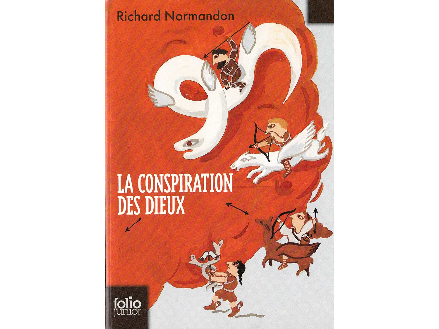 La conspiration des dieux - Richard Normandon / © Magali Bardos