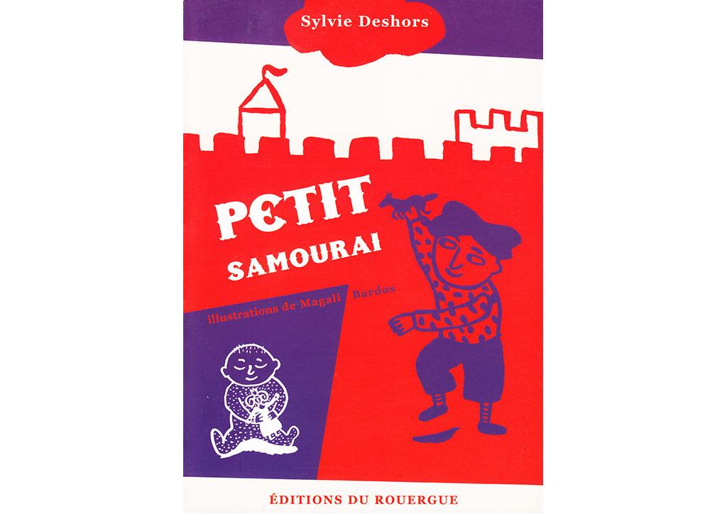 Petit samourai / © Magali Bardos