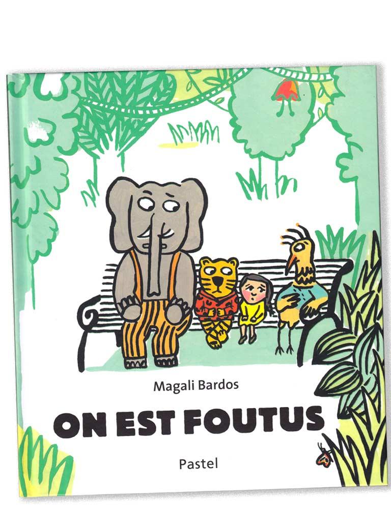 On est foutus / © Magali Bardos