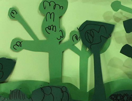 Atelier forêt