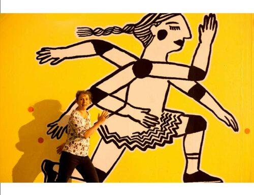 Atelier danse – les 30 ans
