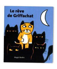 Le rêve de griffachat Magali Bardos Pastel L'école des loisirs album cartonné
