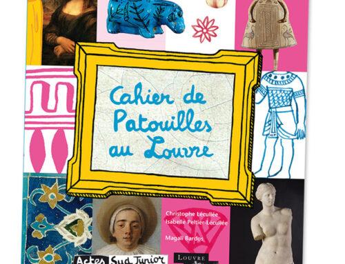 Cahier de Patouilles au Louvre