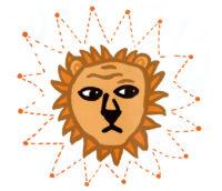 Pomme d'api jeux savane lion éléphant